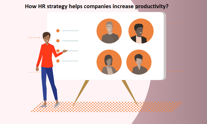 How HR strategy helps companies increase productivity
