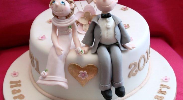best online anniversary cake