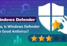 Windows Defender a Good Antivirus