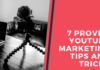 Youtube Marketing Tips and Tricks